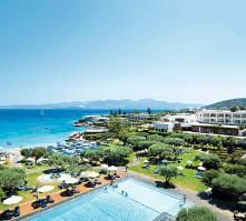 Elounda Bay Palace Hotel in Elounda, Crete, Greek Islands
