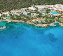 Elounda Mare in Elounda, Crete, Greek Islands