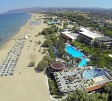 Mare Monte Beach in Georgioupolis, Crete, Greek Islands