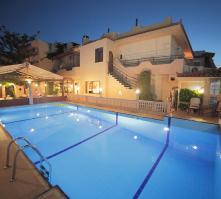 Erato Hotel in Gournes, Crete, Greek Islands