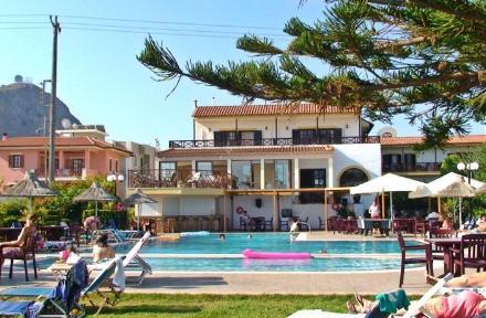 Despo Hotel in Gouves, Crete, Greek Islands