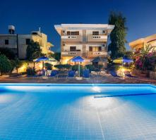 Elpida Apartments in Gouves, Crete, Greek Islands
