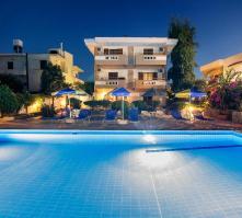 Elpida Apartments in Gouves, Crete, Greek Islands