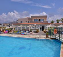 Kalia Beach Hotel in Gouves, Crete, Greek Islands