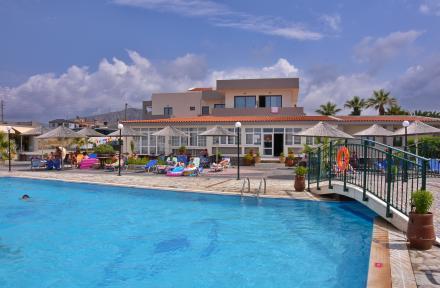 Kalia Beach Hotel Kato Gouves