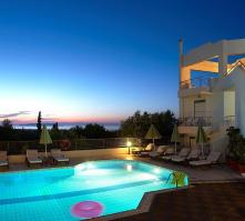 Bella Vista in Hersonissos, Crete, Greek Islands