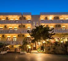Hotel Floral in Hersonissos, Crete, Greek Islands