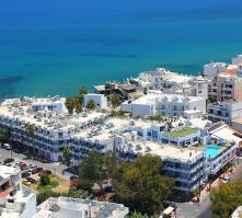 Kassavetis Hotel and Apartments in Hersonissos, Crete, Greek Islands