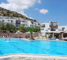 Semiramis Village Hotel in Hersonissos, Crete, Greek Islands