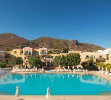 Silva Beach Hotel in Hersonissos, Crete, Greek Islands