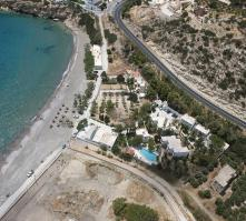 Avra Palm in Ierapetra, Crete, Greek Islands