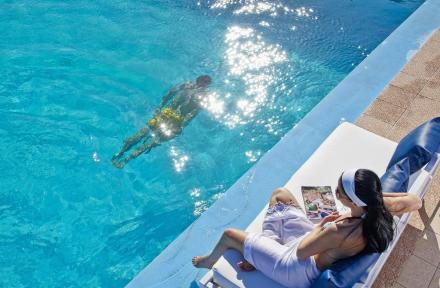Chryssana Beach Hotel in Kolymbari, Crete, Greek Islands
