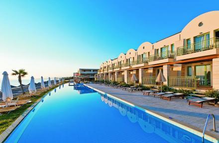 Giannoulis Grand Bay Resort in Kolymbari, Crete, Greek Islands