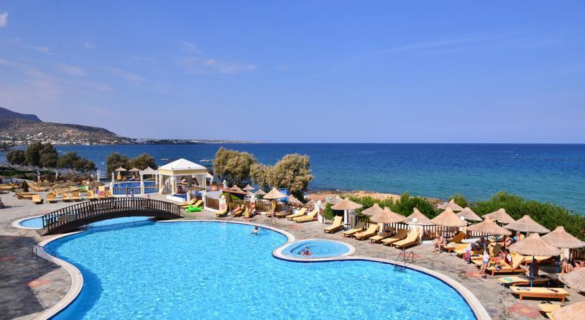 Top Countryline Alexander Beach Hotel Village Crete Malia