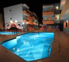 Happy Days Studios in Malia, Crete, Greek Islands