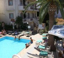 Ilios Apartments in Malia, Crete, Greek Islands