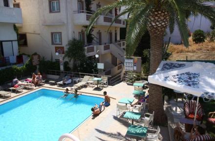 Ilios Apartments in Malia, Crete, Greek Islands