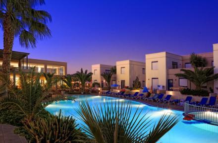 Meropi Hotel in Malia, Crete, Greek Islands