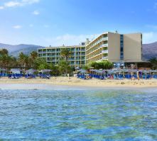 Sirens Beach Village in Malia, Crete, Greek Islands