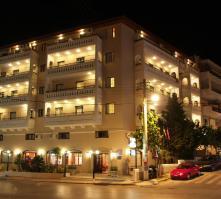 Elina Hotel Apartments in Rethymnon, Crete, Greek Islands