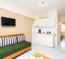 Radamanthys Apartments in Rethymnon, Crete, Greek Islands