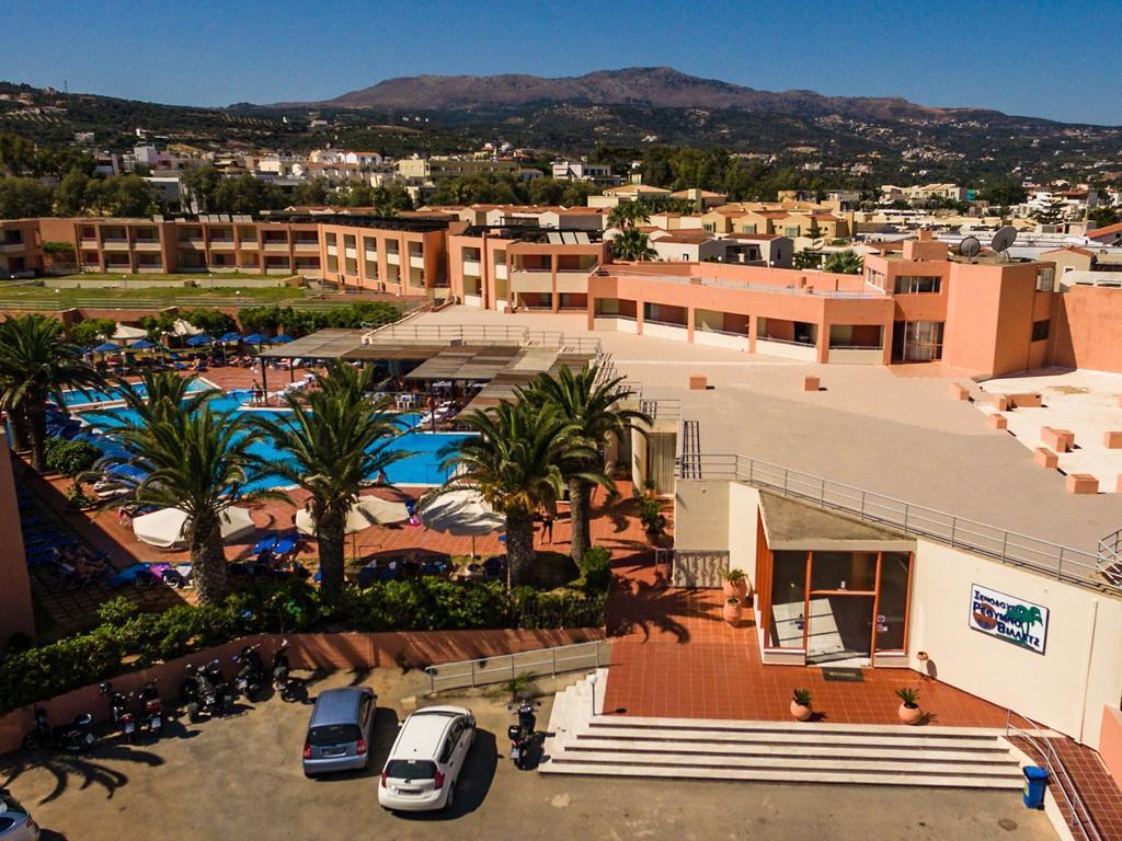 Adele Beach Hotel Rethymno