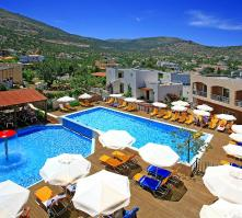 Katrin Hotel & Bungalows in Stalis, Crete, Greek Islands