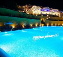Kefalonia Bay Palace Hotel in Aghia Efimia, Kefalonia, Greek Islands