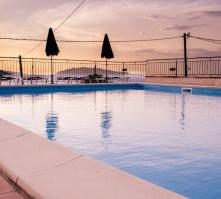 Oceanis Hotel in Poros, Kefalonia, Greek Islands