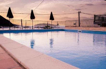 Oceanis Hotel in Poros, Kefalonia, Greek Islands