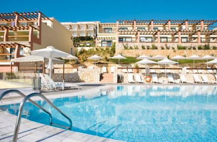 Apostolata Resort & Spa in Skala, Kefalonia, Greek Islands