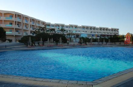Sovereign Beach Hotel in Kardamena, Kos, Greek Islands