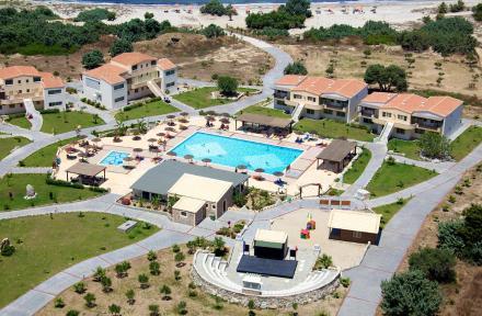 Eurovillage Achilleas Hotel in Mastichari, Kos, Greek Islands