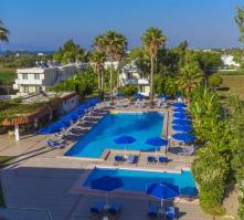Sunset Hotel Tigaki in Tigaki, Kos, Greek Islands