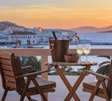 Leto Hotel in Mykonos Town, Mykonos, Greek Islands