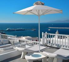 Petasos Town Hotel in Mykonos Town, Mykonos, Greek Islands