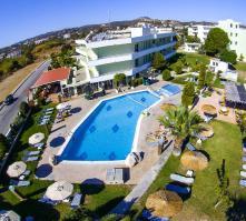 Stamos Hotel in Faliraki, Rhodes, Greek Islands