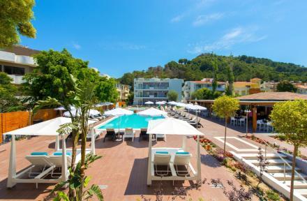 Meliton Hotel Rhodes All Inclusive