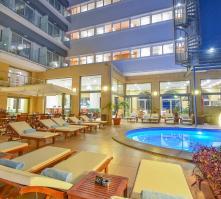Hotel Ibiscus in Rhodes Town, Rhodes, Greek Islands