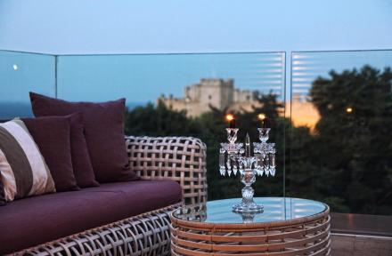 Rodos Park Suites and Spa in Rhodes Town, Rhodes, Greek Islands