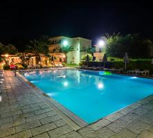 Meliton Hotel in Theologos, Rhodes, Greek Islands