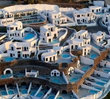 Ambassador Luxury Suites & Villas in Akrotiri, Santorini, Greek Islands