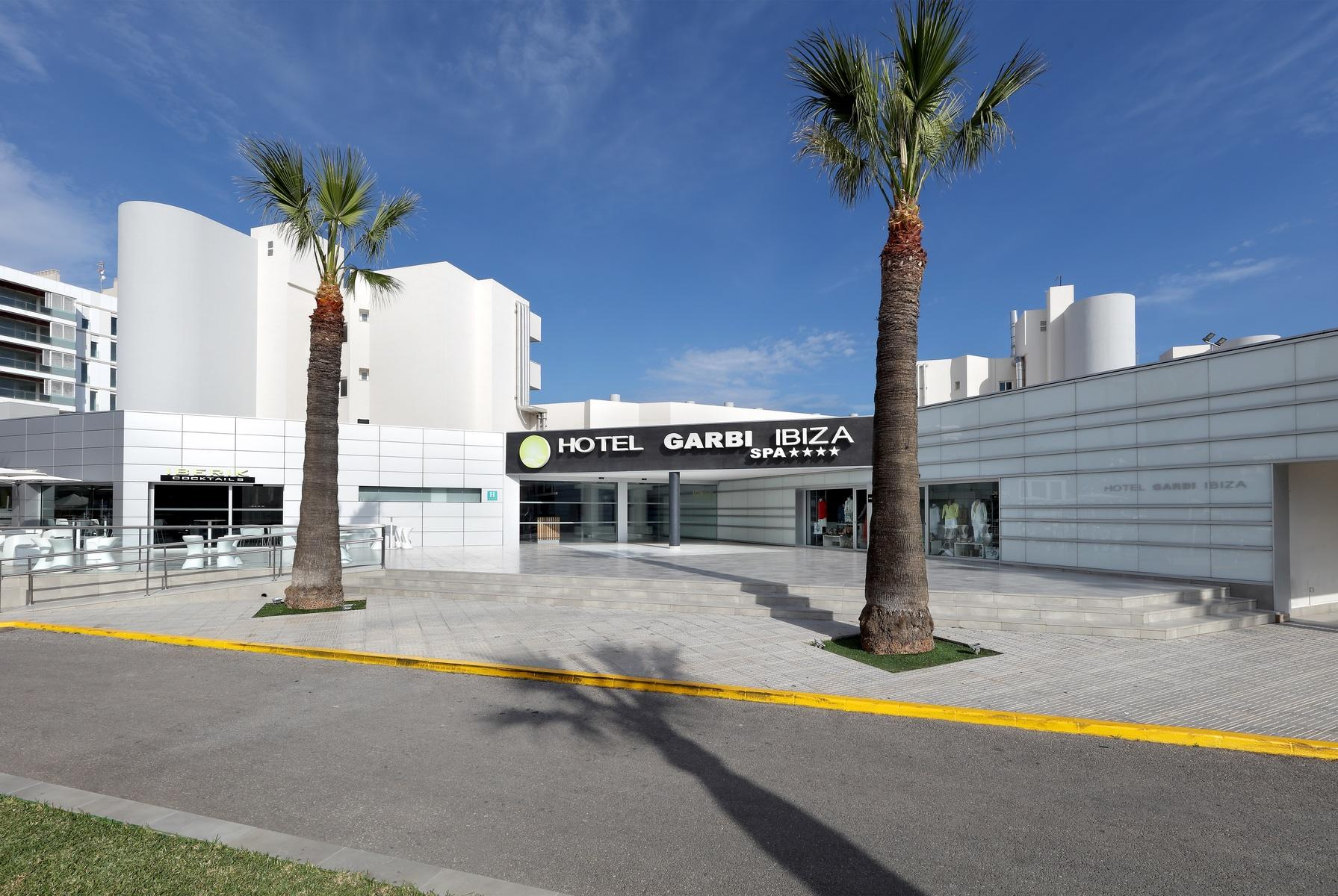 Hotel Garbi Ibiza & Spa in Playa d'en Bossa, Ibiza, Balearic Islands