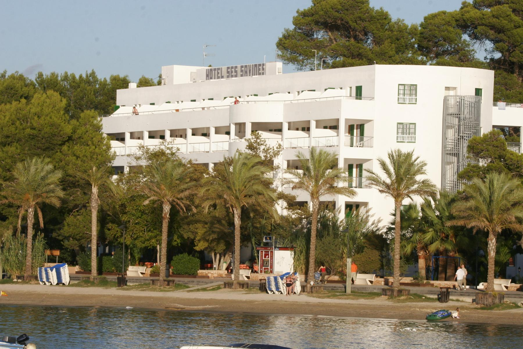 Ses Savines Hotel in San Antonio, Ibiza, Balearic Islands