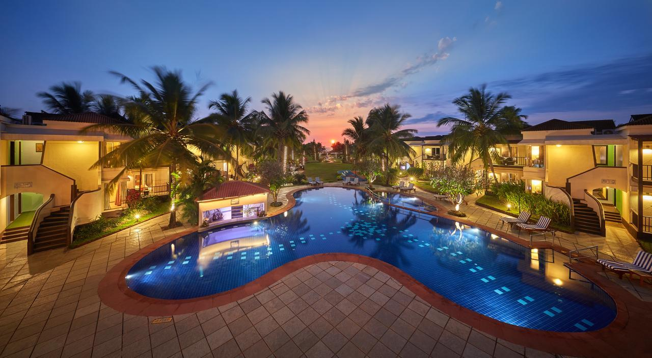 Royal Orchid Beach Resort Spa In South Goa India Loveholidays