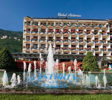 Astoria in Stresa, Lake Maggiore, Italy