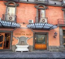 La Pace in Naples, Neapolitan Riviera, Italy