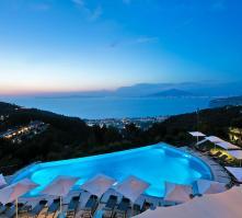 Due Golfi Grand Hotel in Sorrento, Neapolitan Riviera, Italy
