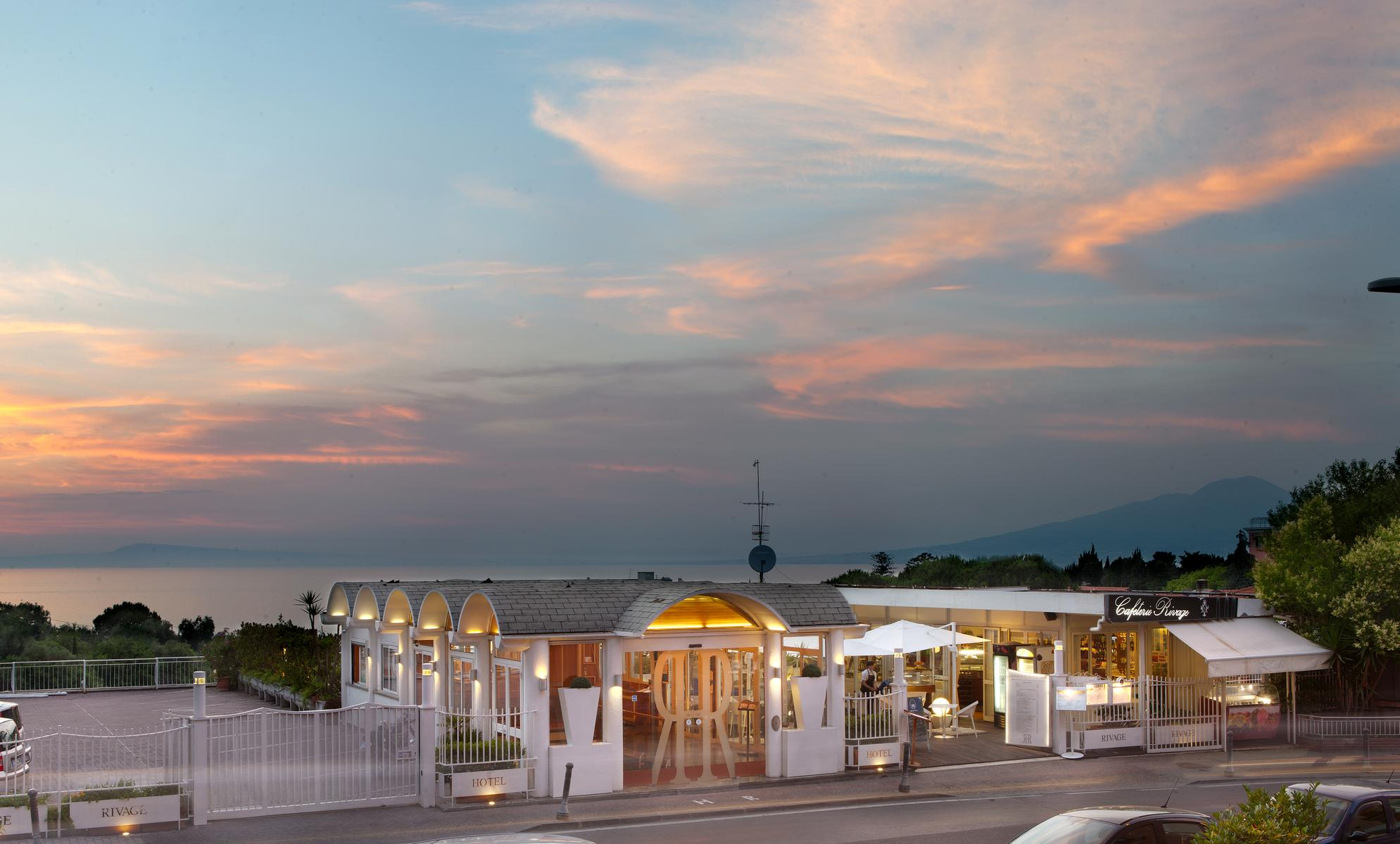Rivage hotel in sorrento italy holidays from 302pp - Hotel in sorrento italy with swimming pool ...