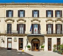 Patria Palace Hotel in Lecce, Puglia, Italy